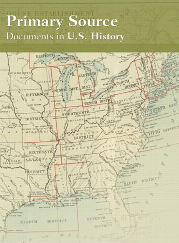 Primary Source: Documents in U.S. History (CD- ROM)
