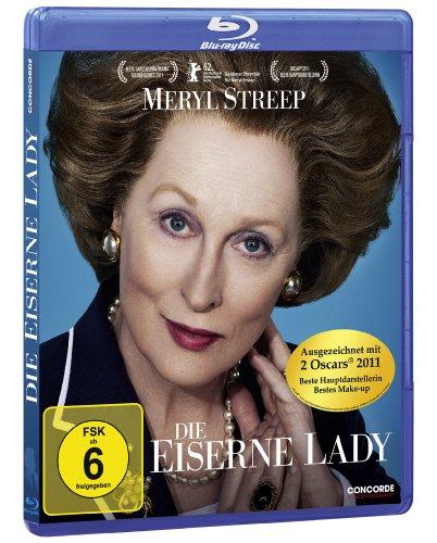 Die Eiserne Lady [Blu-ray]