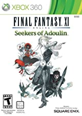Final Fantasy XI: Seekers of Adoulin XBox 360