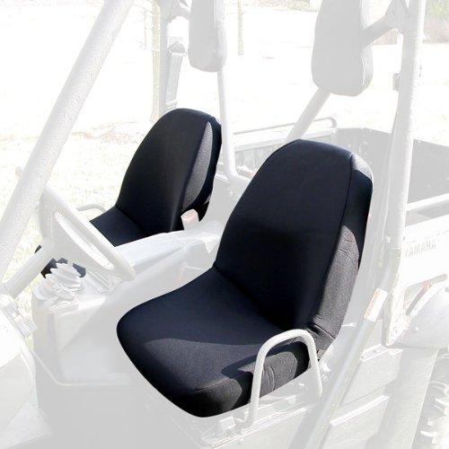 Rugged Ridge 63210.01 Black Neoprene Seat Cover For Yamaha Rhino - Pair front-310622