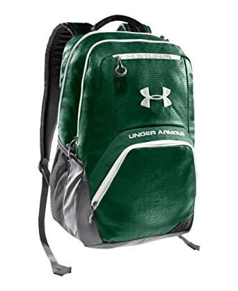 Under Armour UA Exeter Storm Backpack One Size Fits All Forest Green