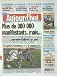AUJOURD'HUI EN FRANCE [No 1165] du 06...