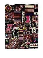 HF LIVING Alfombra Vintage Kilim (Multicolor)