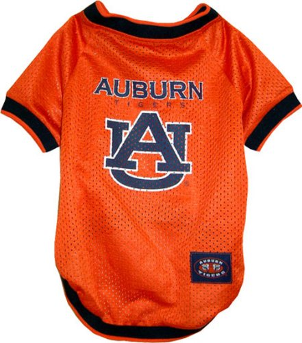 NCAA Dog Jersey, Small, Auburn University Tigers at Amazon.com