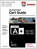 img - for CompTIA A+ 220-801 and 220-802 Authorized Cert Guide, Deluxe Edition (3rd Edition) book / textbook / text book