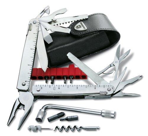 Victorinox Swiss Army SwissTool CS Plus Multi-Tool,Steel (Swiss Tool Cs compare prices)