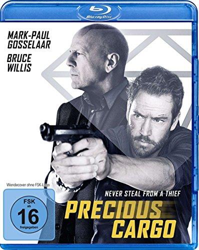 Precious Cargo [Blu-ray]