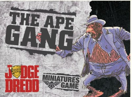 The Ape Gang Miniatures Game