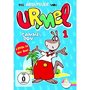 Urmel - Sammelbox 1 [3 DVDs]