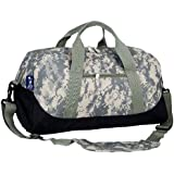 Wildkin Digital Camo Overnighter Duffel Bag