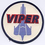 Battlestar Galactica Colonial Viper Pilot Uniform Patch