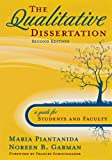 img - for The Qualitative Dissertation: A Guide for Students and Faculty book / textbook / text book