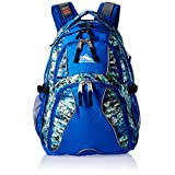 High Sierra Swerve Backpack, Python/Vivid Blue/Black