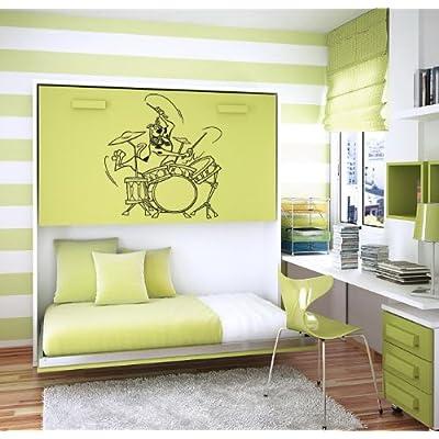 Scooby doo baby room nursery wall vinyl for Amazon wall mural