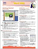 img - for Microsoft Word 2008 for Mac Quick Source Reference Guide book / textbook / text book
