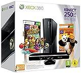 MICROSOFT Xbox 360 S console 250 GB + Kinect sensor + Kung Fu Panda 2 (Consoles)