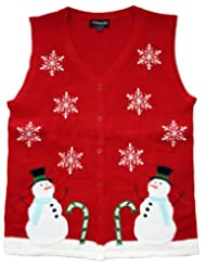 Ugly Christmas Sweater Lighted Wonderland