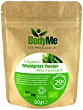 BodyMe 50g Organic New Zealand Wheatgrass Powder