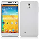 unlocked Android 4.2 Dual SIM Mtk6582 Quad Core Mp4 Wifi GPS Cell Phone N8000 White GSM 3g Free Tether Wifi GPS... by Star