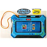 Fisher-Price Create & Learn Apptivity Case (Blue) - For Use With IPhone 5, 5S, 5C & IPod Touch 5th G