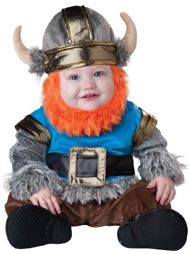 Infant Viking Costume 12 Months