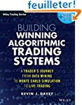 Building Algorithmic Trading Systems:...