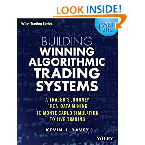 Trading systems and methods companion website