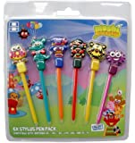 Moshi Monsters Moshlings Character Stylus: 6- Pack (Nintendo 3DS/DS)