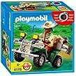 Playmobil - 4176 - Playmobil  - Quad Expedition