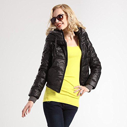 WJP donne ultra leggero rivestimento Packable gi? Outwear tampone piumino W-163