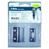 Wahl 2191 Replacement 2-Hole Blade Set