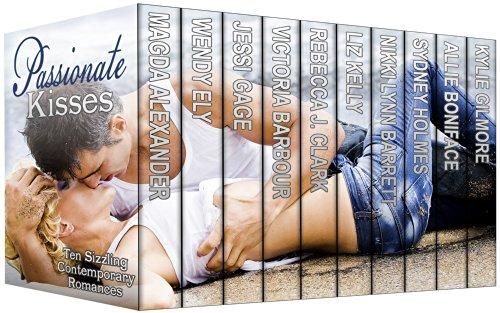 Passionate Kisses Boxed Set: Ten Sizzling Contemporary Romances
