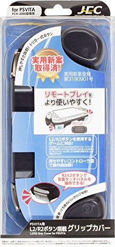 Psvita2000-L2r2button-Load-Grip-Cover-Black