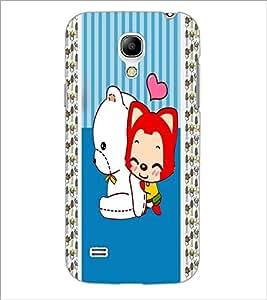 PrintDhaba Cartoon D-3380 Back Case Cover for SAMSUNG GALAXY S4 MINI (Multi-Coloured)