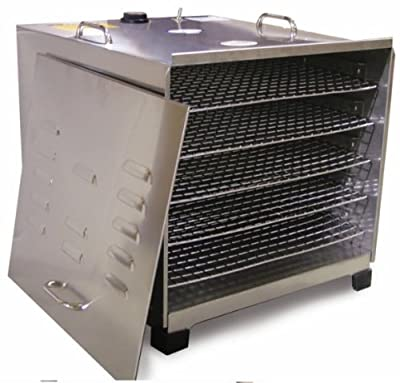 FMA Omcan Food Machinery (SSFD10) Stainless Steel Food Dehydrator from FMA Omcan Food Machinery