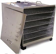 FMA Omcan Food Machinery SSFD10 Stainless Steel Food Dehydrator