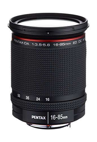 PENTAX 標準ズームレンズ 防滴構造 HD PENTAX DA16-85mmF3.5-5.6ED DC WR Kマウント APS-Cサイズ 21387