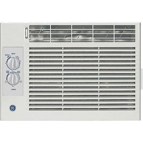 General Electric 5,050-btu Mechanical Control Window Air Conditioner, White