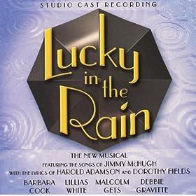 'Lucky In The Rain' CD
