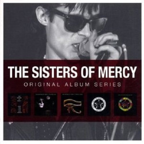 Original Album Series By The Sisters Of Mercy (2010-03-01)