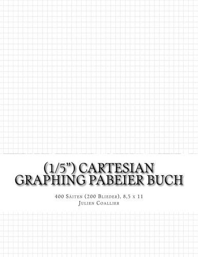 1-5-cartesian-graphing-pabeier-buch-400-saiten-200-blieder-85-x-11