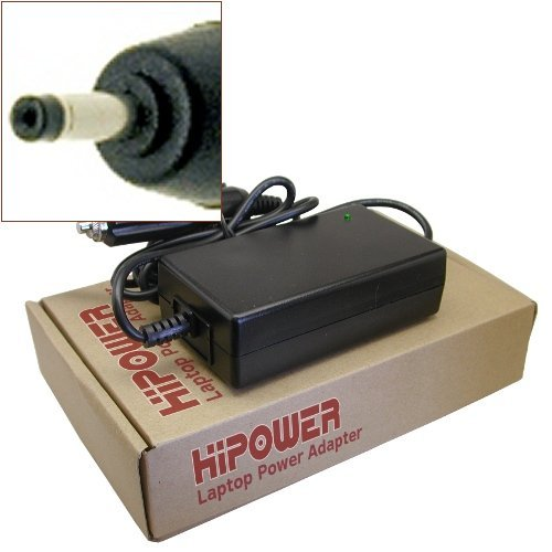 Hipower 65W DC Car Automobile Power Adapter Charger For Asus EEE PC 1005, 1005HA, 1005HAB, 1005HAG, 1005PE, 1005PR Laptop Notebook Computers