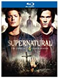 Supernatural: Complete Fourth Season (4pc) (Ws) [Blu-ray] [Import]