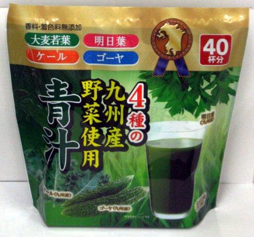 九州薬品 4種の九州産青汁 3g×40