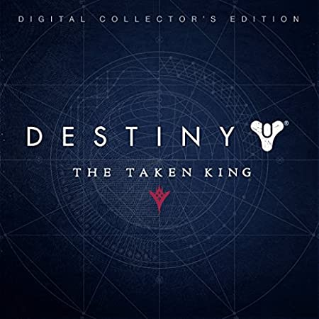 Destiny: The Taken King - Digital Collector's Edition - PS3 [Digital Code]
