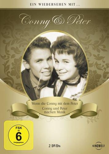 Ein Wiedersehen mit ... Conny und Peter [2 DVDs]