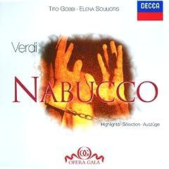 Verdi: Nabucco / Act 4 - Dio di Giuda!
