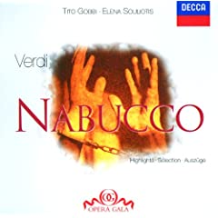 Verdi: Nabucco / Act 2 - Anch'io dischuiso un giorno