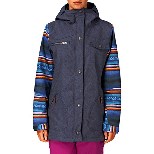 DC Falcon Snow Jacket - Dress Blue