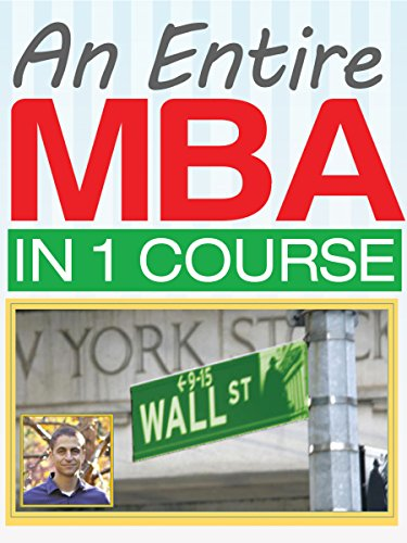 EXCERPT from 'An Entire MBA in 1 Course by Award Winning MBA Professor, Venture Capitalist & Author'